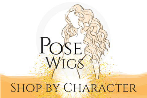 Looking for a wig to suit your favorite on-screen villain or hero? 📺✨  Shop by character and submit your own suggestions to our Tag Tip Line here:  #posewigs #worldtvday