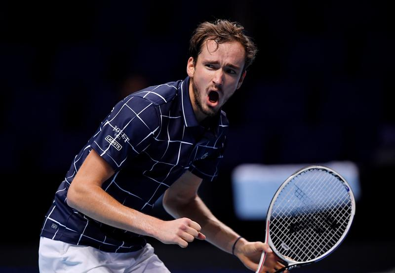 Medvedev fights off Nadal to set up ATP Finals showdown with Thiem https://t.co/6NtSBisRIu https://t.co/GYTNgMIEt6