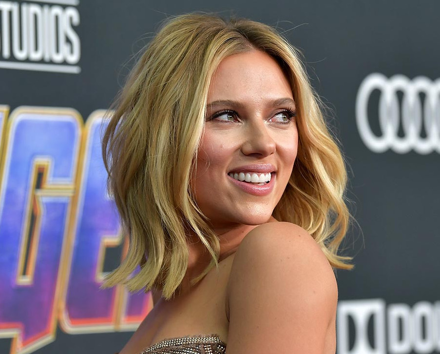 November 22th - It\s time to wish Happy Birthday to Scarlett Johansson and