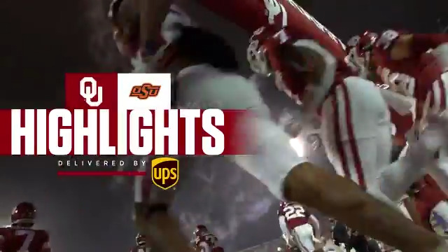 Six straight. Highlights delivered by @UPS ⤵️ #BoomerSooner