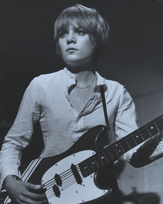 She\s Tina Weymouth and you\re not. Happy 70th birthday to an actual legend.