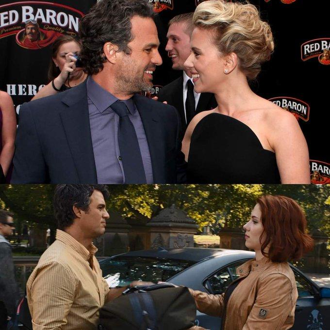 Happy Birthday to and Scarlett Johansson!