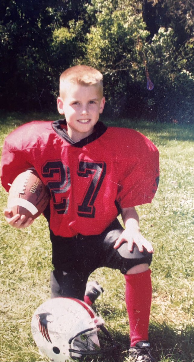PierXBL - .@Broncos heard you need a QB? They call me the caucasian Michael Vick 🏈 🏃🏼