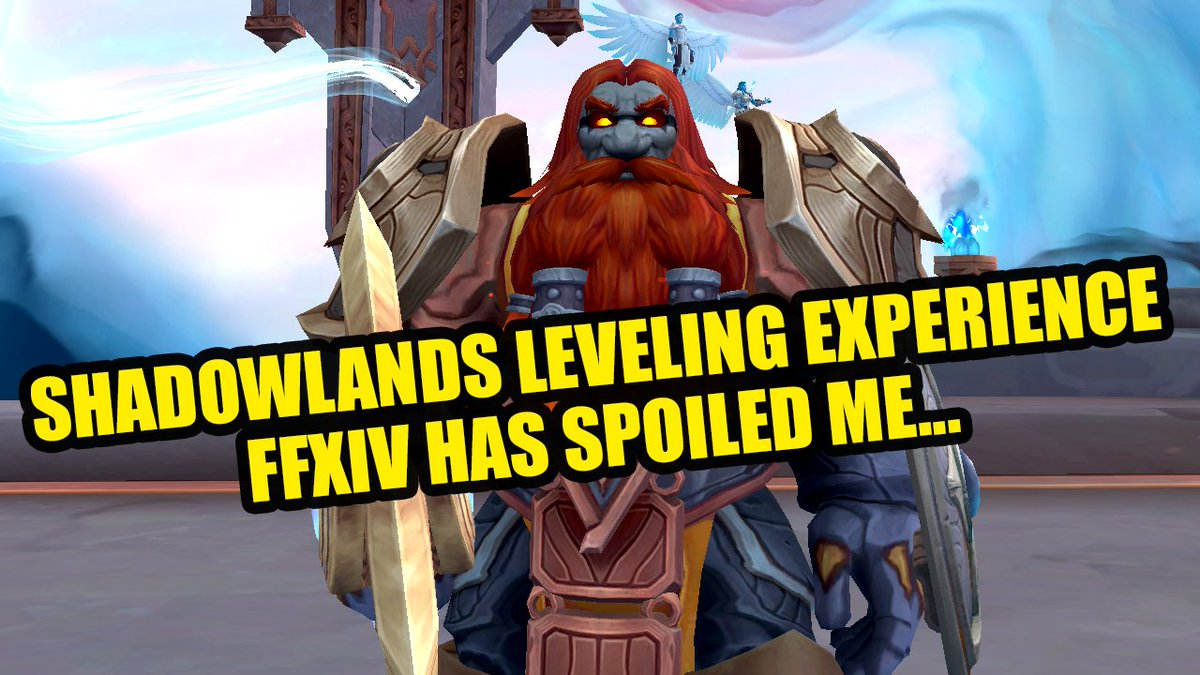 Rurikhan - My thoughts on the Shadowlands leveling experience -