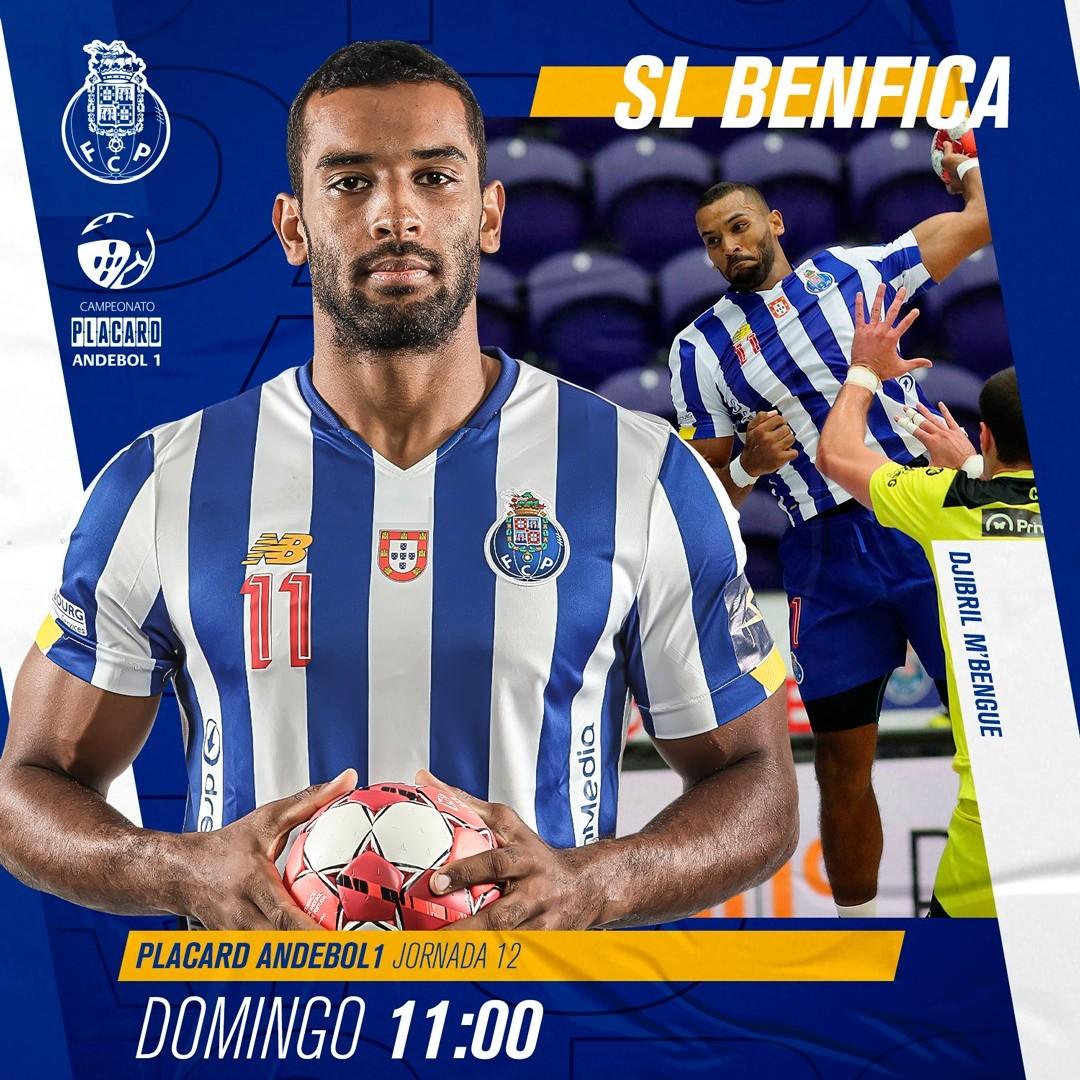 Clássico do andebol 💪💪  #FCPorto #FCPortoAndebol #Andebol #FCPortoSports https://t.co/IonGoL2kRv