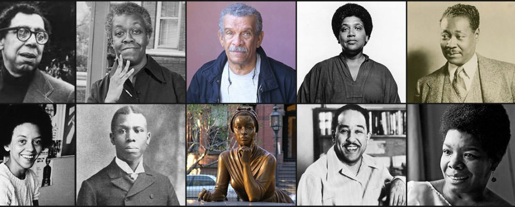 Can you name five black poets you have read? There are some great ones out there. Poetry is so amazing. #SundayThoughts  #SundayMotivation #WritingCommunity #amwriting #bvm #resist #BlackLivesMattter #JusticeForGeorgeFloyd #JusticeforBreonnaTaylor #poetry #blackpoetry