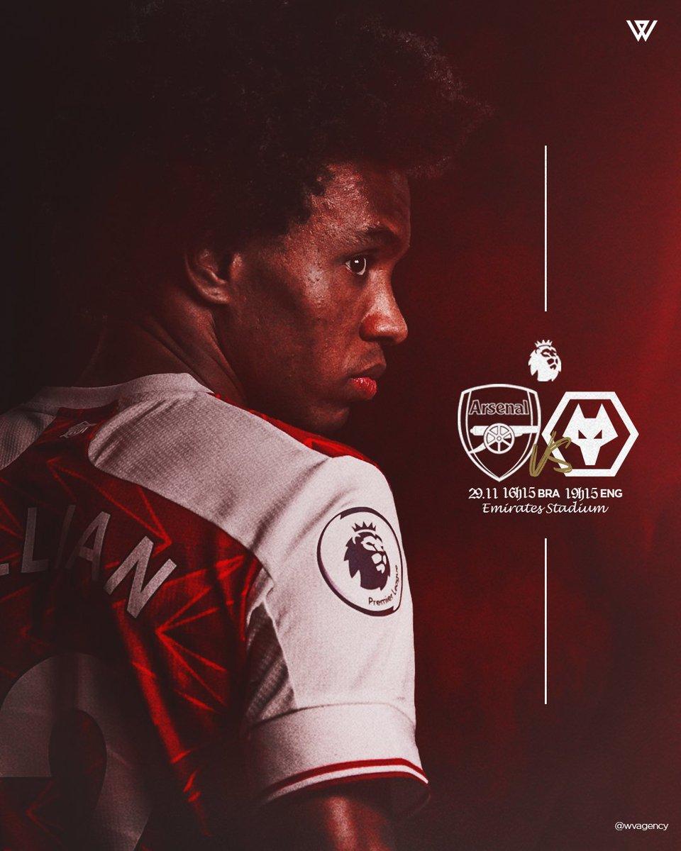 Matchday! 💪👊 #arssnalfc #premierleague #gunners #W12