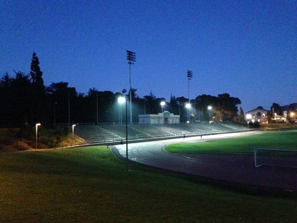 No chance of it happening but it would be incredibly cool if the 49ers played a game under the lights at Kezar Stadium. Beautiful spot. https://t.co/AT0xUV0xiu