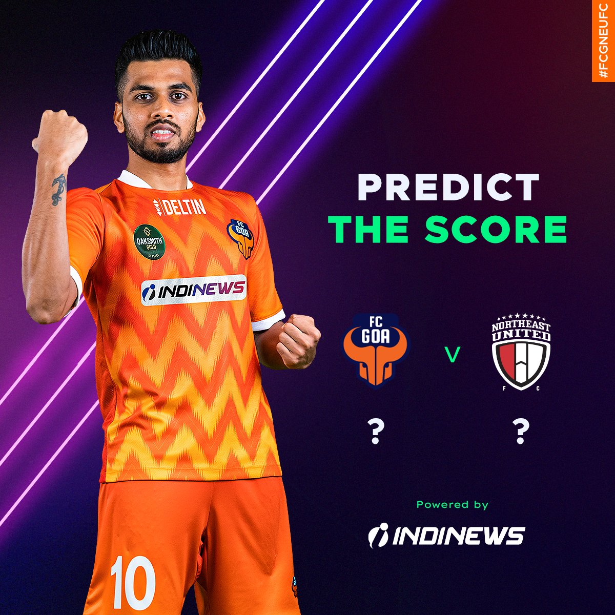 What are your predictions for tomorrow's crucial game? 🤔  Powered by @IndinewsO   #RiseAgain #FCGNEUFC