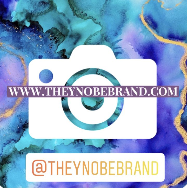 Are you following on #instagram???? 👀🤳🏾 #follow @theynobebrand there and all platforms for more #goodenergy and #PositiveVibes 💟  #sundayvibes #SundayThoughts #sundaymorning #SundayFunday #MotivationalQuotes #Inspiration #Millennials #PositiveVibesOnly