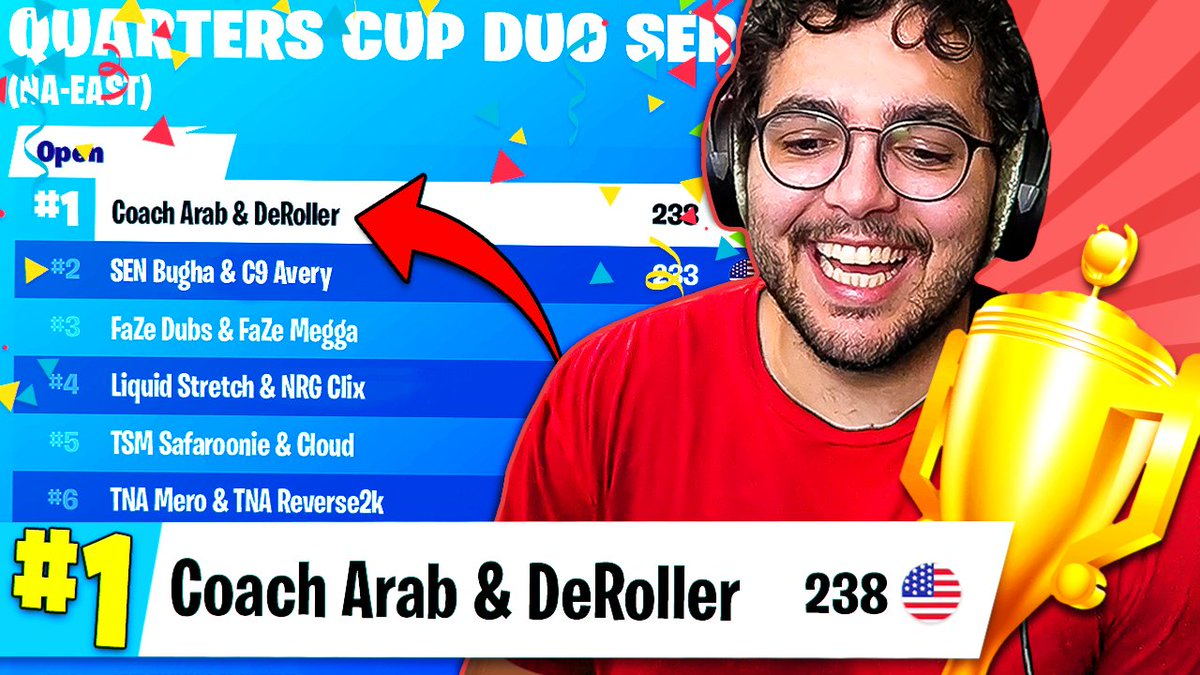 Arab - I FINALLY WON MY 1ST TOURNAMENT EVER! ($2,200)