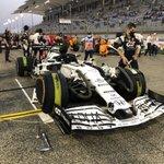 Sitting pretty in P8 😎   #AlphaTauri #F1 #BahrainGP 🇧🇭