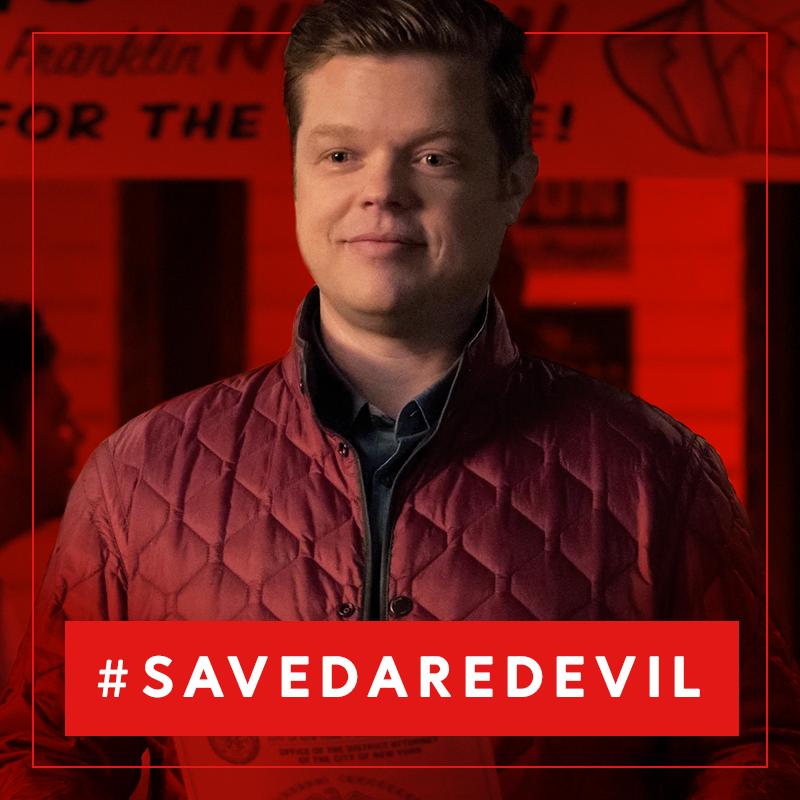 Elden Henson IS Foggy Nelson ⚖️ #SaveDaredevil  @Disney @MarvelStudios @Kevfeige
