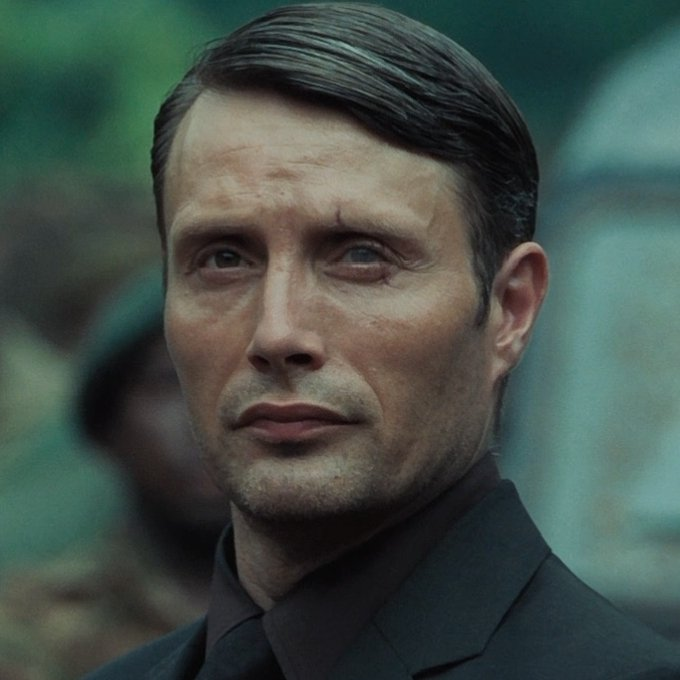 Happy birthday Mads Mikkelsen. I thought he was great as Le Chiffre. One of my favourite Bond villains.
