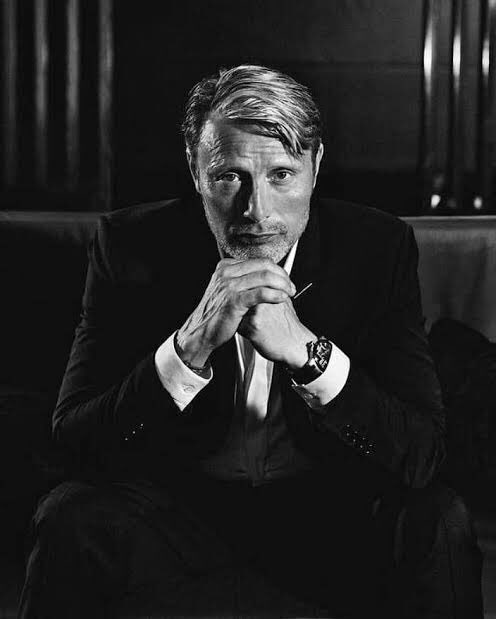 Happy Birthday to the great Mads Mikkelsen!