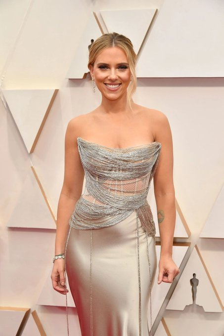 Happy birthday to my mate (I\m sure we\d be mates), Scarlett Johansson, who is 35 today.