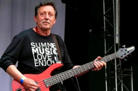 """Hungary: Tamas Mihaly, bass guitarist of the legendary Hungarian rock band Omega has passed away. """"Tamas Mihaly (1947-2020) was a key figure in national rock music. Not only is his activity in Omega of lasting value, but also his solo albums and stage music"""