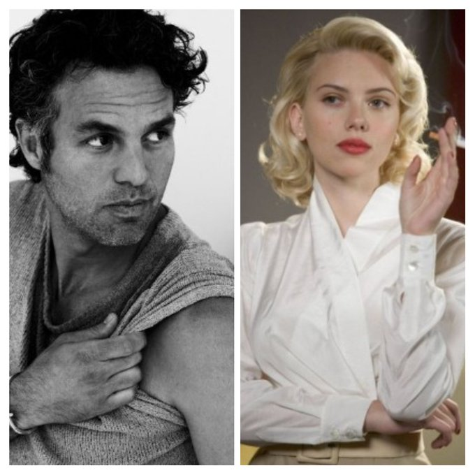 Happy Birthday Scarlett Johansson & Mark Ruffalo