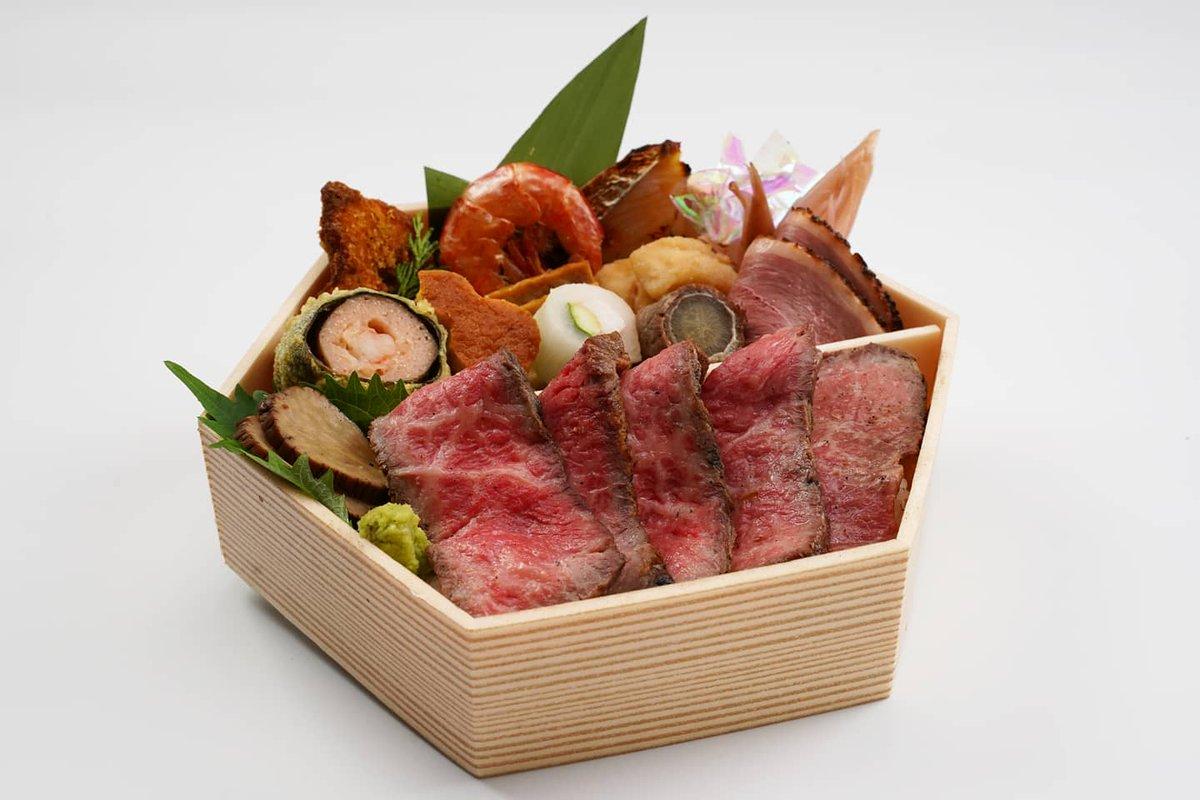 やっぱりこの和牛弁当が一番です 三重和牛サーロイン弁当2500円 是非紅葉🍁のお供に前日までのご予約制です!