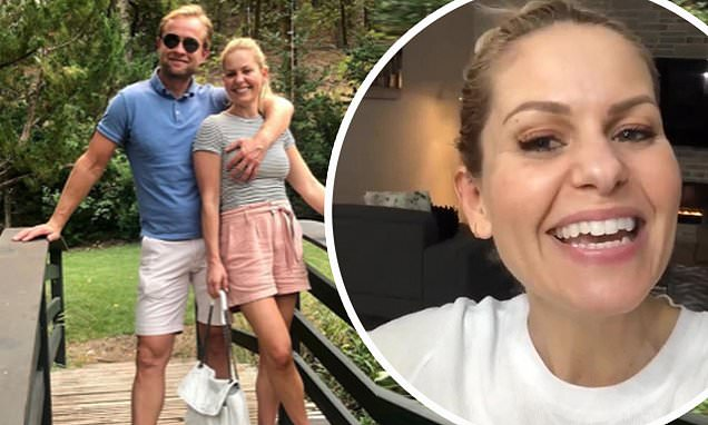 Candace Cameron Bure responds to backlash for posting photo of husband touching her breast Photo