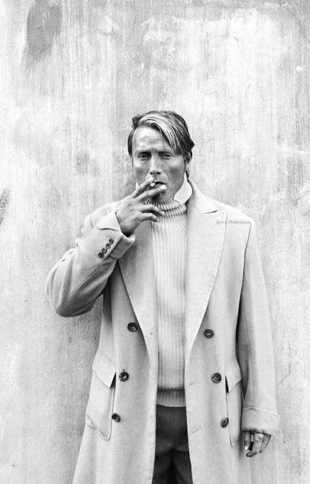 Happy birthday to the iconic Mads Mikkelsen