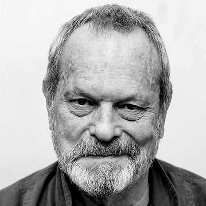 Happy Birthday Terry Gilliam. Genius