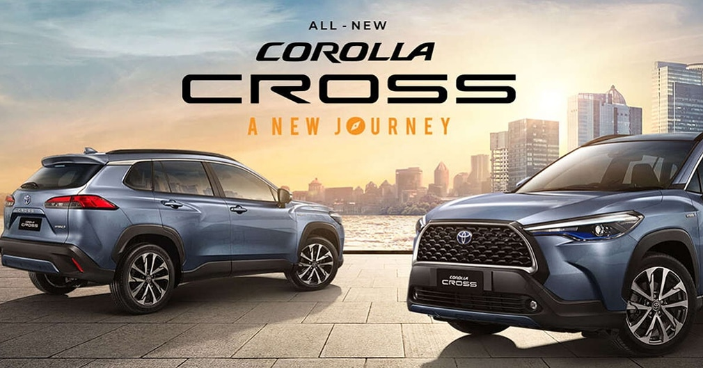 You can soak in the wild or take in the city landscape - you choose. With a functional design that boast of having a generous loading capacity,the all new Toyota Corolla Cross makes any voyage possible. #ANewJourney awaits you. #ToyotaKenyaExperience #drivebrandnew https://t.co/ikPyifHE70