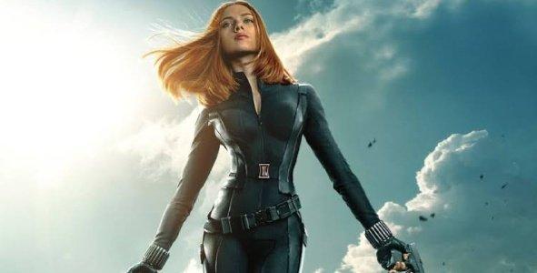 Happy birthday to Scarlett Johansson. The irreplaceable black widow
