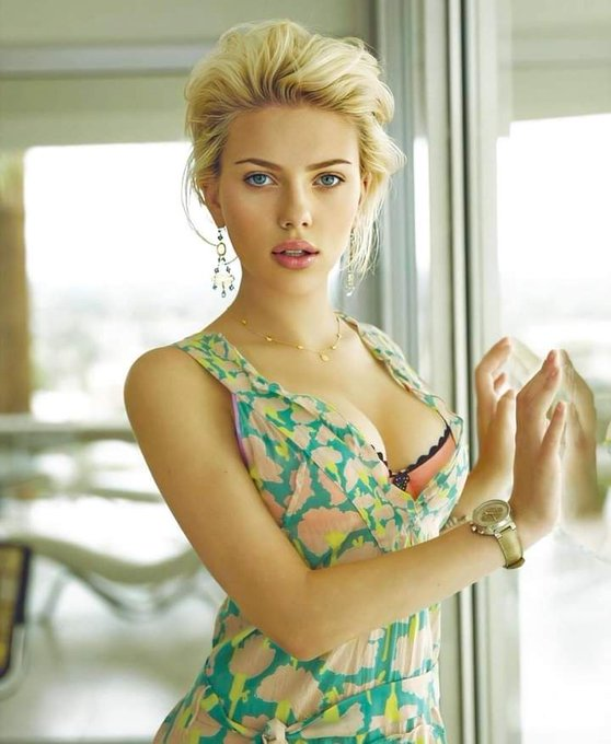 Happy Birthday a una de las mujeres más hermosas en el planeta Scarlett Johansson