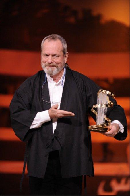 Happy 80th birthday Terry Gilliam.