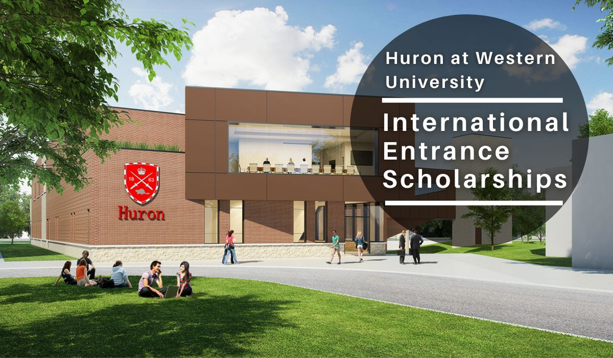 Huron at Western University International Entrance Scholarships in Canada https://t.co/5OR91F6Wqf https://t.co/zavRbm3zE1