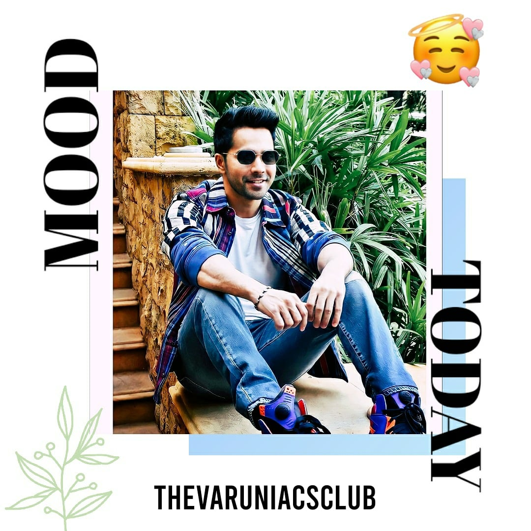 What's your mood today? Tell in comments ❤️  @varundvn #varundhawan #varuniacs #thevaruniacsclub #kartiklovesvarun