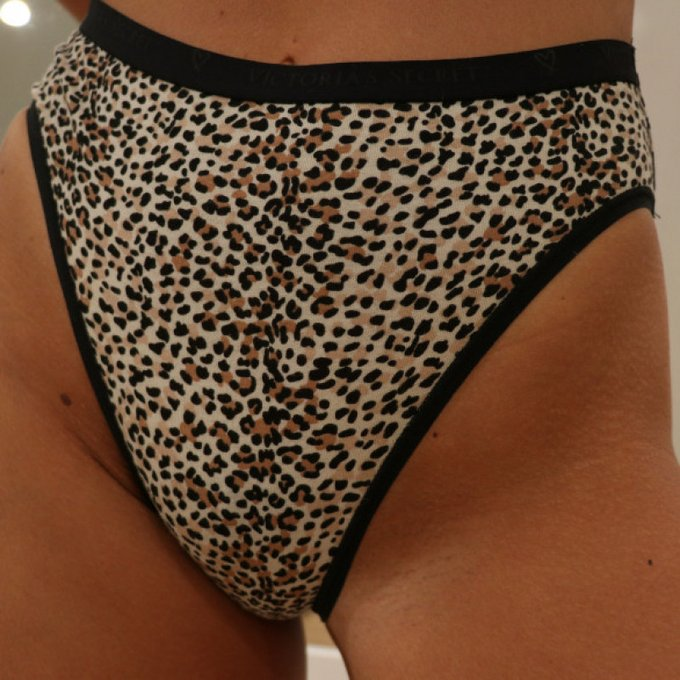 Yay! I just sold my Store Item: Full Back Leopard Print Cotton Panties! Check it out here https://t.co/cZBeCjKd4i