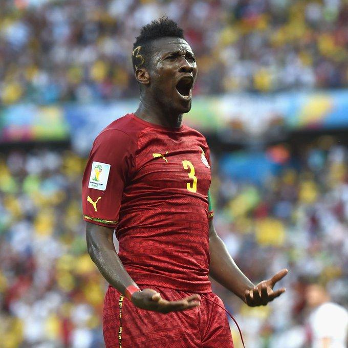 Happy Birthday, Asamoah Gyan