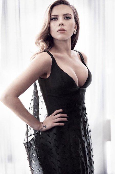 Happy 36th Birthday to Scarlett Johansson
