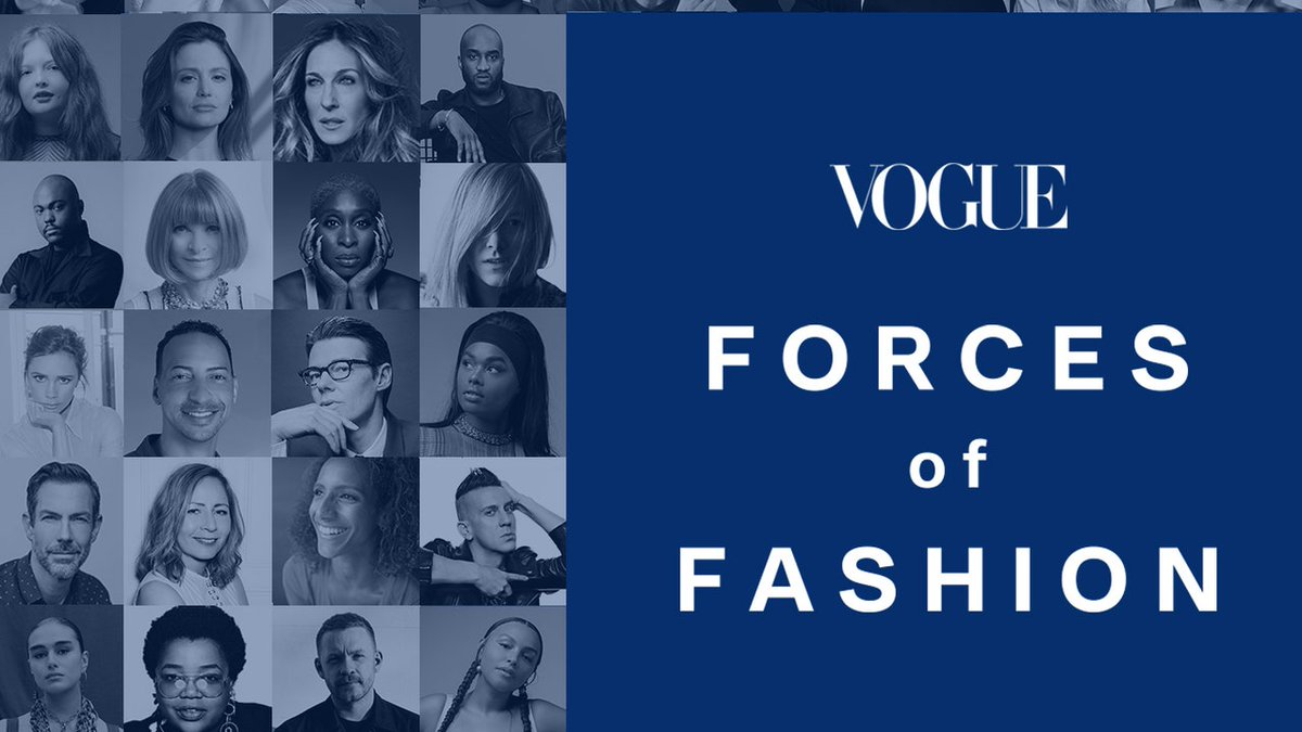 Here's everything you need to know about this year's virtual #ForcesofFashion summit, featuring @Lizzo, @ITSJEREMYSCOTT, @BellaHadid, @VirgilAbloh, and more.