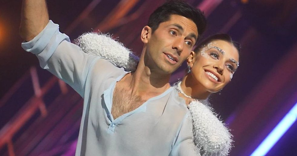 The #DWTS finale is this Monday at 8 PM! Tune in to @dancingabc and watch NDI Alum @nevschulman dance to first place! Vote for Nev during the show. Text NEV to 21523 up to ten times, and/or vote online at  up to ten times.  Photo @nevschulman @JennaJohnson