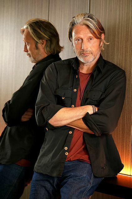 Happy Birthday to Mads Mikkelsen! One of the most colorfull actor