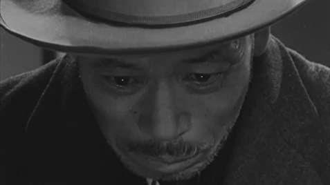 Finally watched Kurosawa's IKIRU. Beautiful and moving, with (sincerely) the best eyeballs ever captured onscreen.
