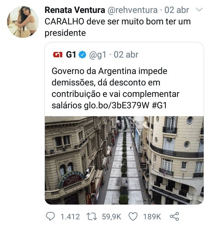 Replying to @faveladoinvest: Deve ser muito bom mesmo @rehventura