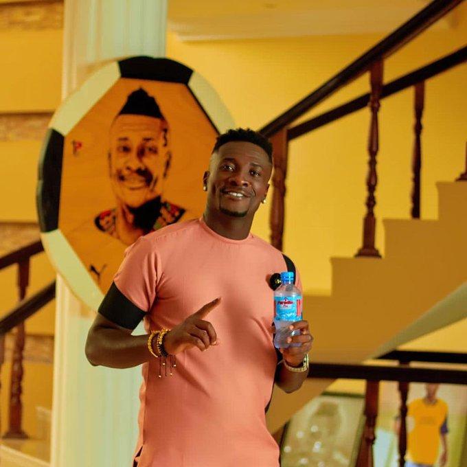 Happy birthday to the legend Asamoah Gyan de Baby Jet.