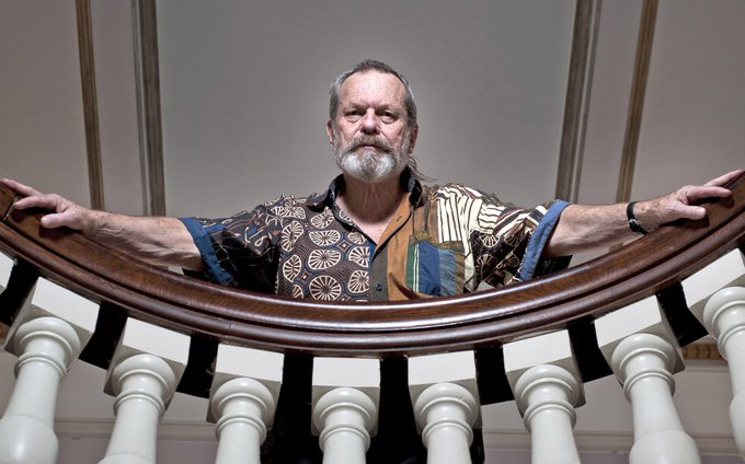 Happy 80th birthday Terry Gilliam!