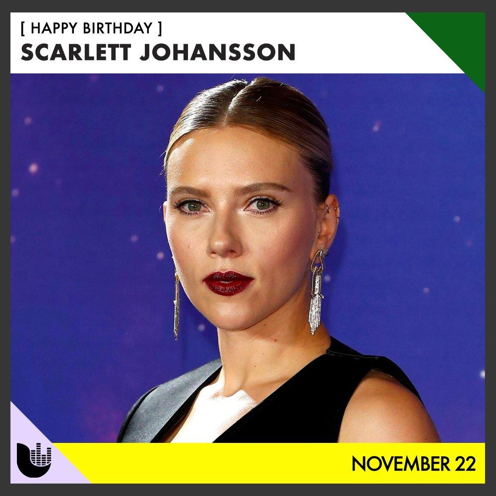 Let\s wish a happy birthday to: Scarlett Johansson Jamie Lee Curtis Mark Ruffalo