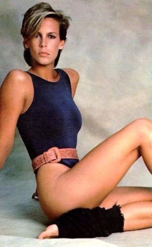 Happy 62nd birthday to the actress Jamie Lee Curtis. Jamie is the daughter of Tony Curtis & Janet Leigh.