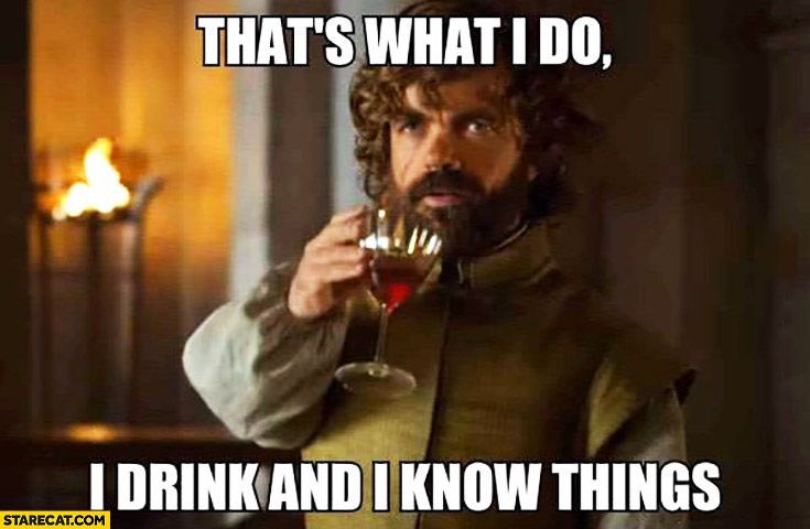 Watching Game of Thrones through for the first time. Waiting for this👇 to be a salaried role