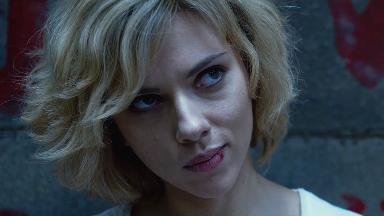 Happy Birthday Scarlett Johansson!