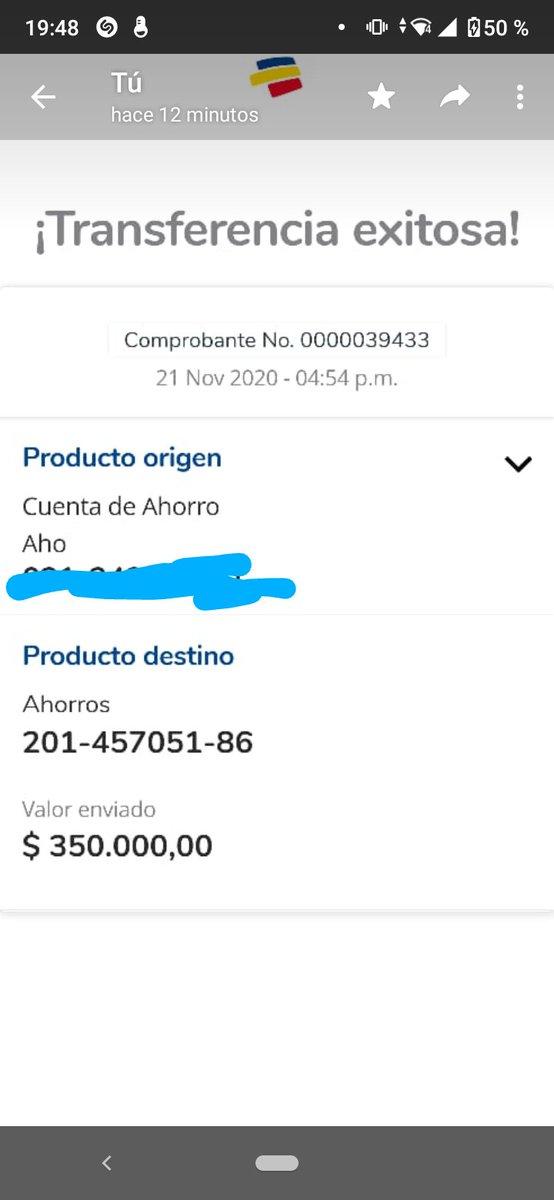 @CamiloPrietoVal @TrebolaOrg @AerolineaSatena @tabogobeats Hola Camilo, te dejo lo que logramos juntar con algunos amigos. Ojalá sirva para mis paisanos del Chocó.  #soschocó  #ElChocóTeNecesita