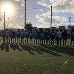 Image for the Tweet beginning: 【U-18 試合結果】 U-18 Town Club Cup