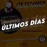 Image for the Tweet beginning: 👉¡Últimos días!👈  #TeamBeisbolVE  #FEVEBEISBOL busca los integrantes