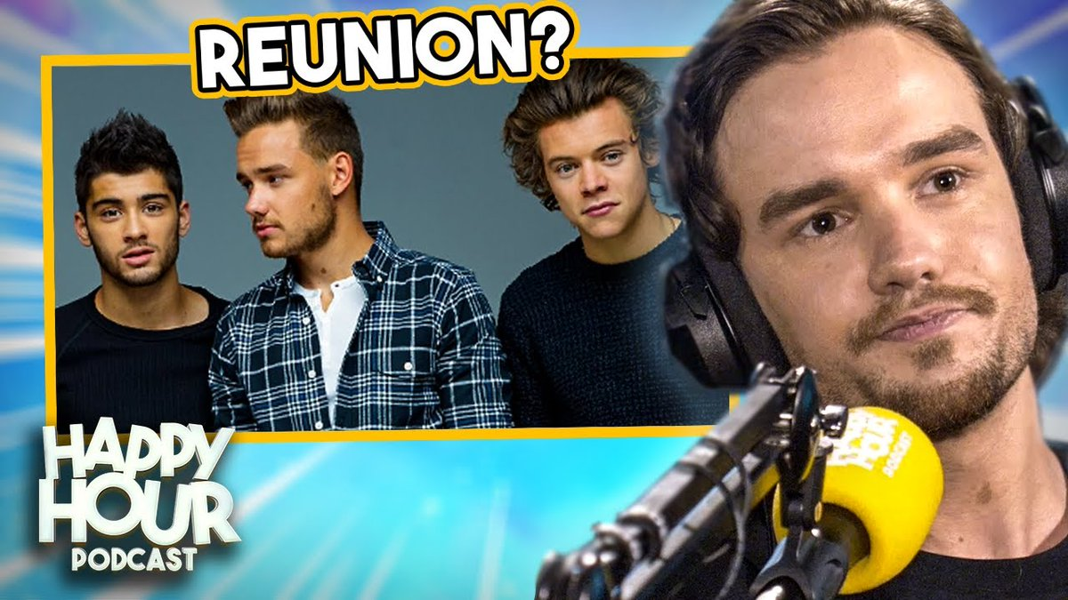 NEW CLIP!   Will One Direction get back together?   Which members does Liam still speak to?   How did he feel when he knew the band was coming to an end?   This is the one you've been waiting for...